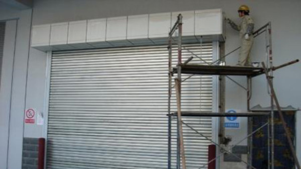 Sửa chữa cửa cuốn tại Tây Hồ