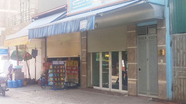 Sửa chữa cửa cuốn tại Sóc Sơn