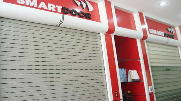 Sửa chữa cửa cuốn Smartdoor