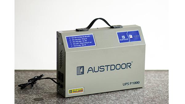 Ưu điểm của bộ lưu điện cửa cuốn Austdoor