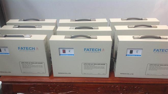 Bộ lưu điện cửa cuốn FaTech có tốt không?