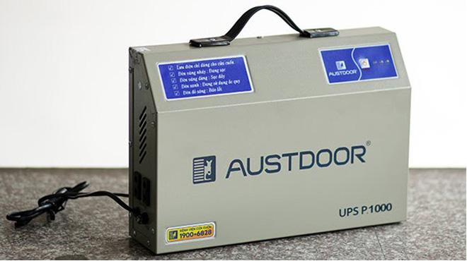 Những ưu điểm vượt trội của cửa cuốn Austdoor
